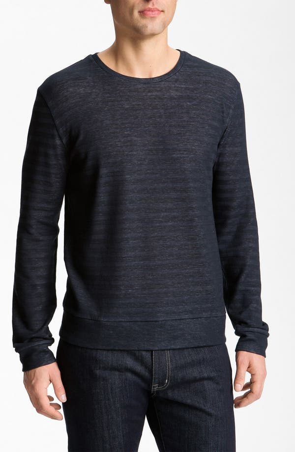 Main Image - BOSS Black 'Barea' Slim Fit Knit Pullover