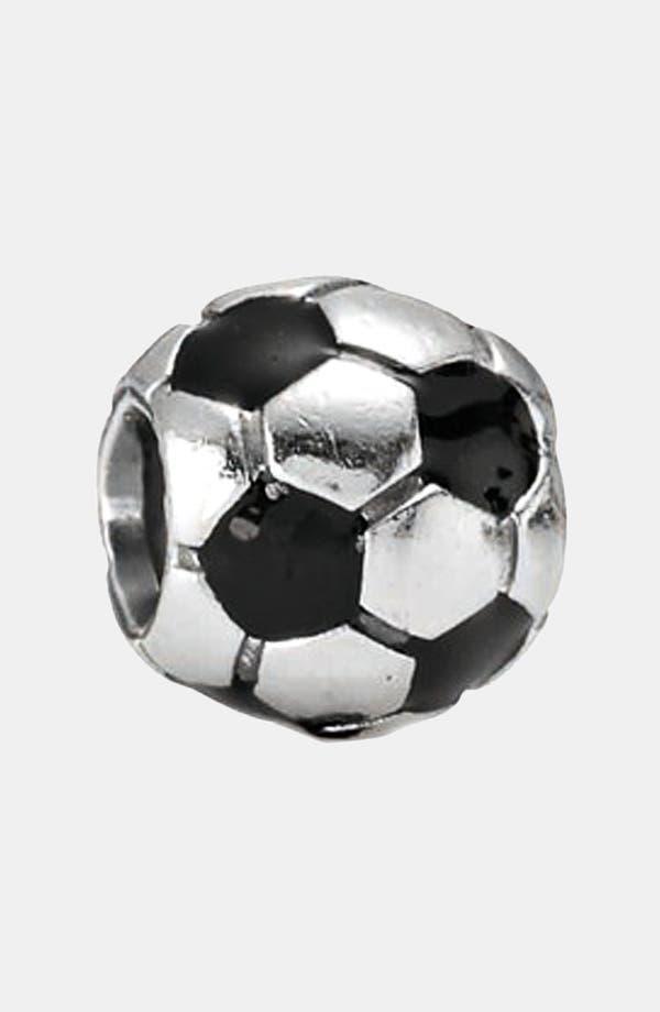 Alternate Image 1 Selected - PANDORA Soccer Ball Charm