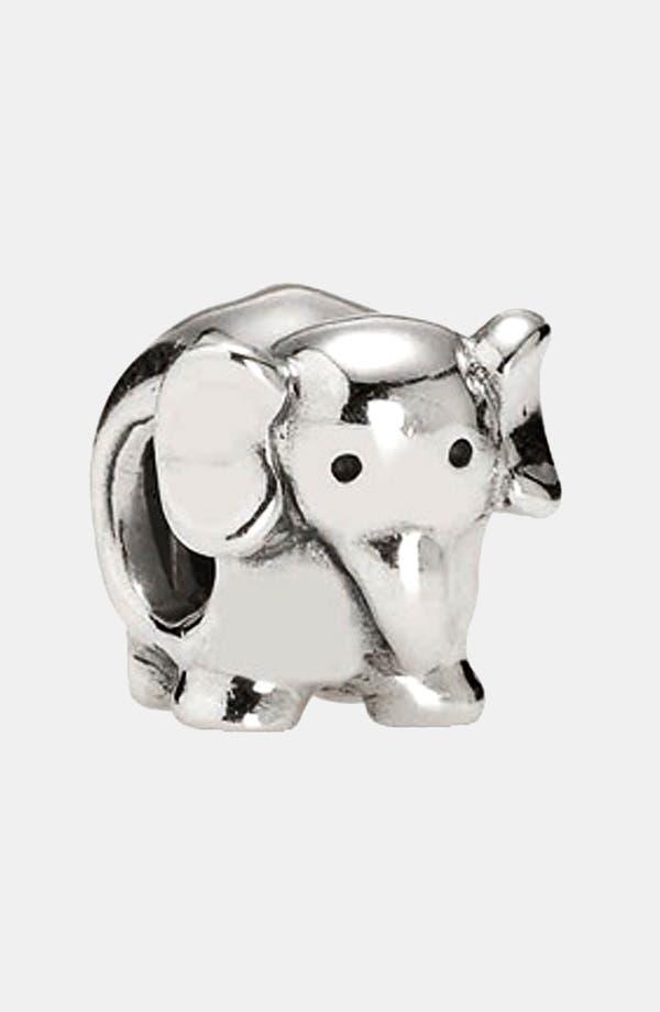 Alternate Image 1 Selected - PANDORA Elephant Charm