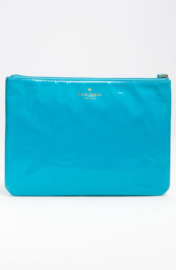 Alternate Image 4  - kate spade new york 'wedding belles - gia' cosmetics pouch