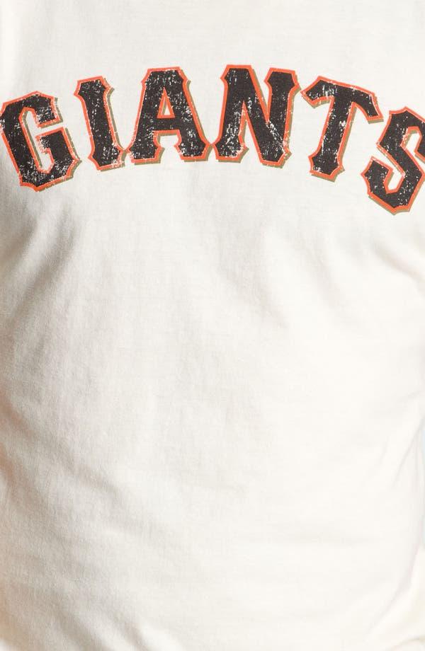 Alternate Image 3  - Red Jacket 'San Francisco Giants  - Brass Tack' T-Shirt