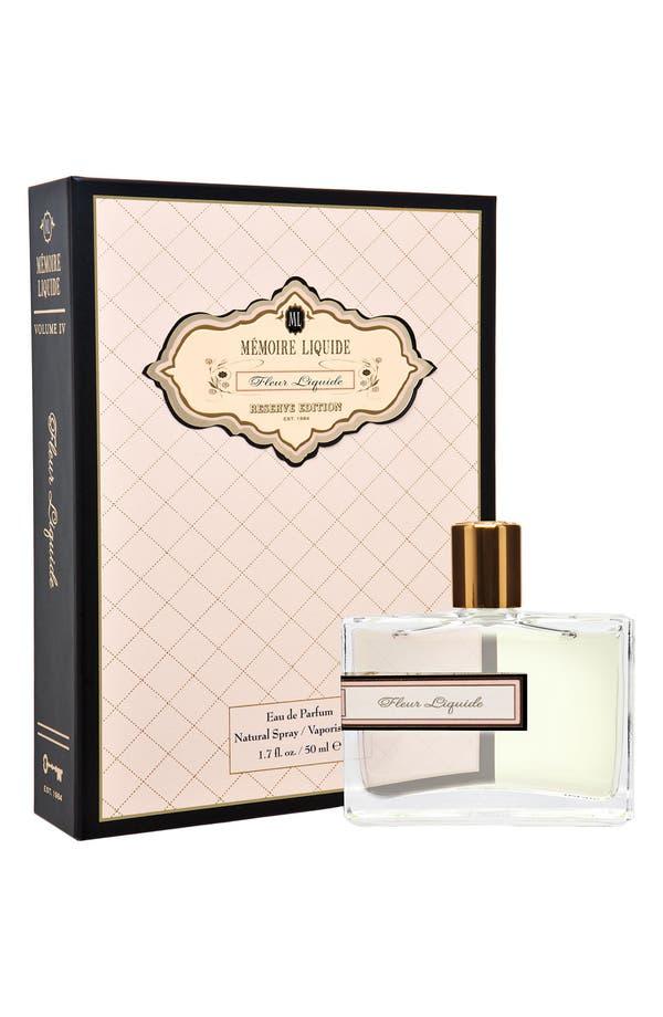 Alternate Image 2  - Mémoire Liquide 'Fleur Liquide' Eau de Parfum
