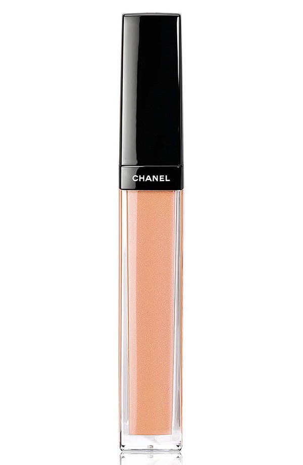Main Image - CHANEL AQUALUMIÈRE GLOSS  High Shine Sheer Concentrate (Nordstrom Exclusive)
