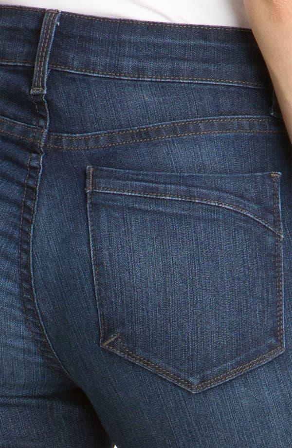 Alternate Image 3  - NYDJ 'Marilyn' Straight Leg Stretch Jeans (Long)