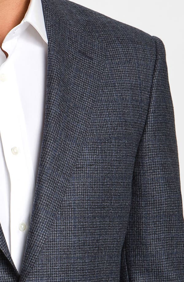 Alternate Image 3  - Canali Wool Sportcoat