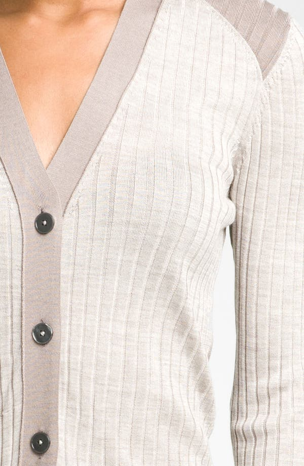 Alternate Image 3  - MARC BY MARC JACOBS 'Suki' Silk Sweater