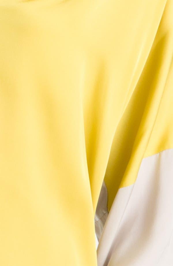 Alternate Image 3  - Elie Tahari Exclusive for Nordstrom 'Sage' Silk Blouse