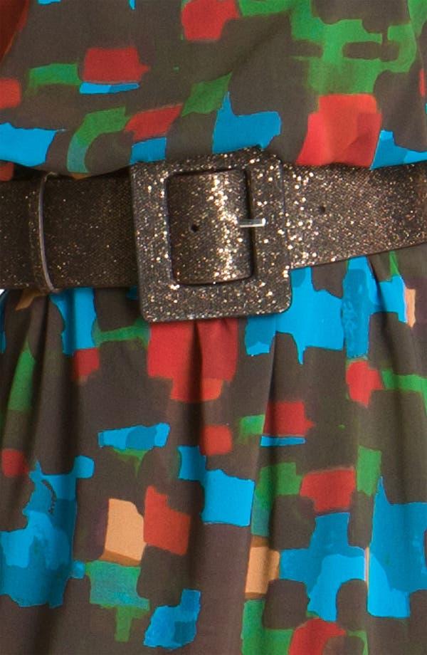 Alternate Image 3  - Alice + Olivia 'Maritza' Belted Tank Dress