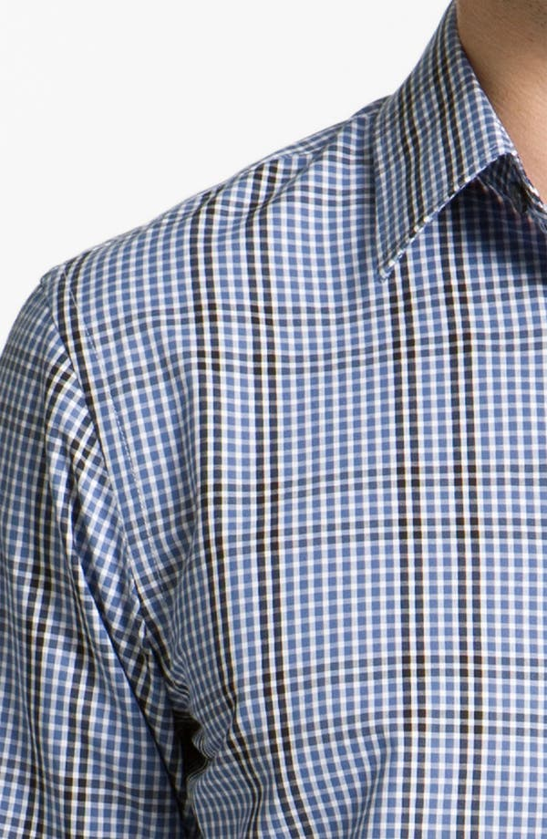 Alternate Image 3  - Michael Kors 'Spalding' Check Woven Shirt