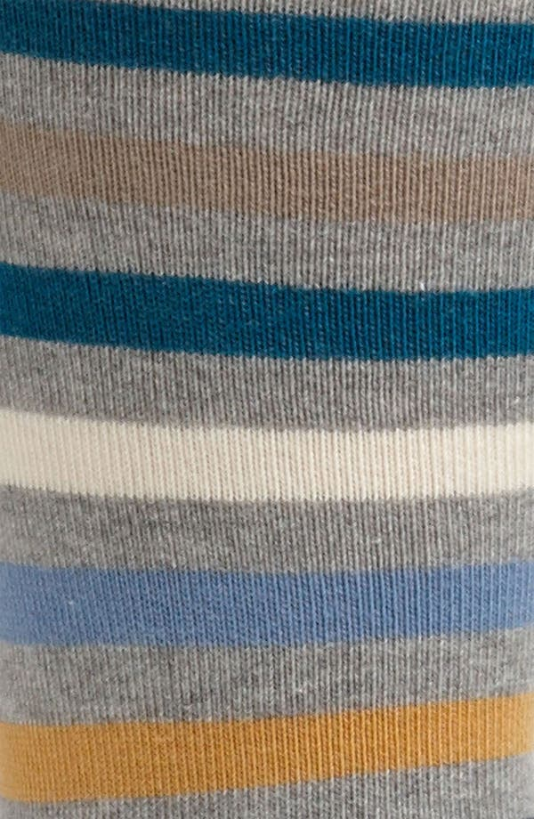 Alternate Image 2  - Pact 'All Over Blues' Socks