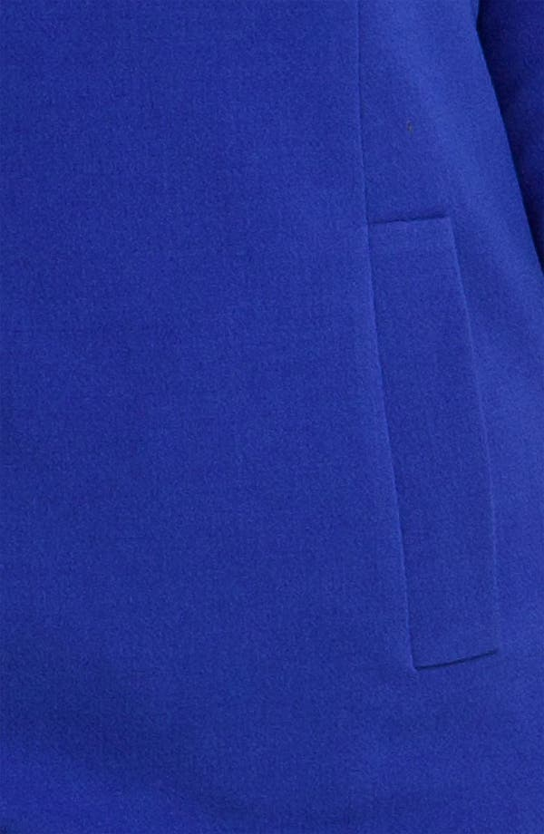 Alternate Image 3  - Eliza J Ponte Knit Shift Dress (Plus)