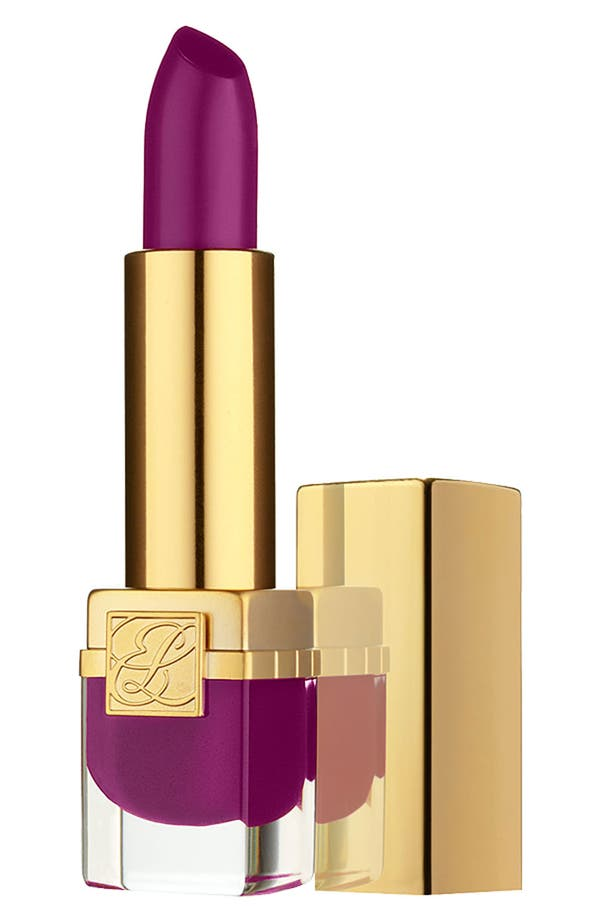 Alternate Image 1 Selected - Estée Lauder 'Violet Underground' Pure Color Velvet Lipstick