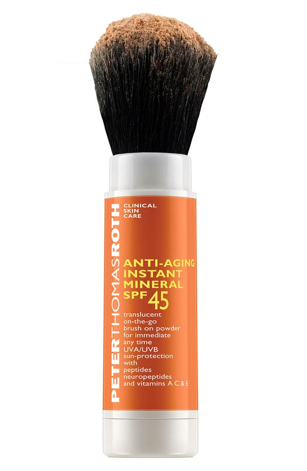 Alternate Image 1 Selected - Peter Thomas Roth 'Anti-Aging' Instant Mineral Powder SPF 45
