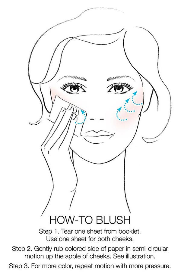 Alternate Image 2  - Mai Couture Blush Papier Combo