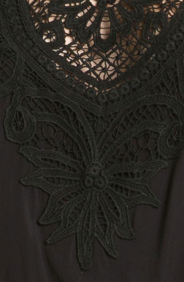 Alternate Image 3  - Ella Moss 'Valerie' Crochet Lace Top