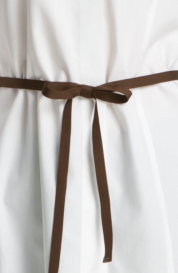 Alternate Image 3  - Foxcroft Belted Tunic Shirt