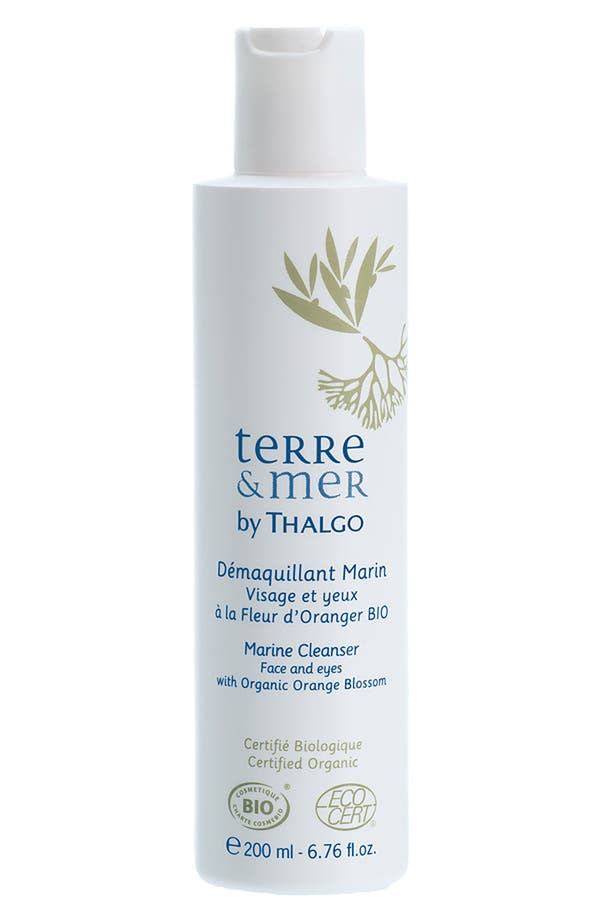 Alternate Image 1 Selected - Thalgo 'Terre & Mer' Marine Cleanser with Organic Orange Blossom