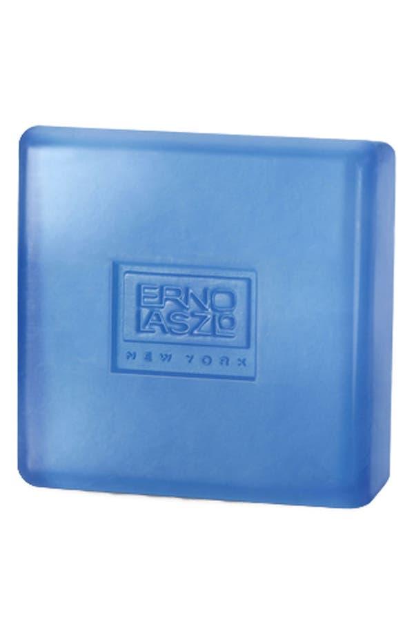 Alternate Image 1 Selected - Erno Laszlo Blue 'Firmarine' Face Bar for Slightly Dry Skin