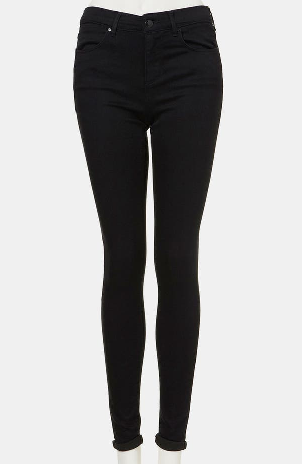 Alternate Image 1 Selected - Topshop Moto 'Leigh' Skinny Stretch Jeans