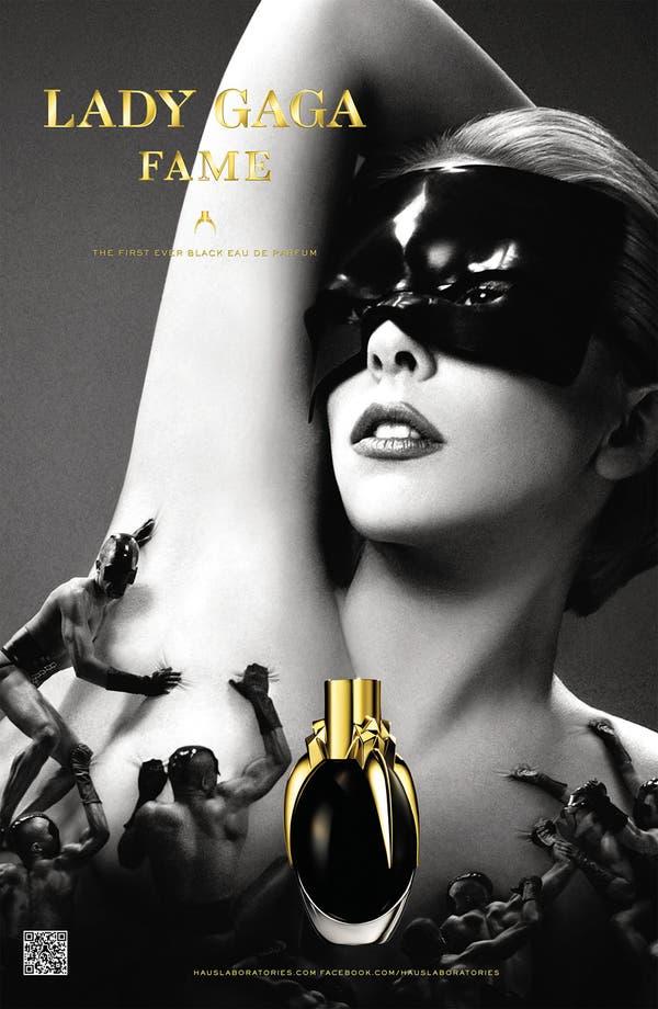 Alternate Image 2  - LADY GAGA FAME Eau de Parfum