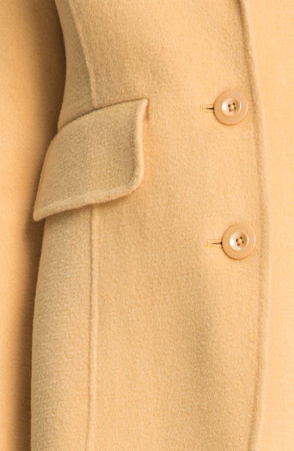 Alternate Image 4  - St. John Collection Double Face Angora Blend Blazer