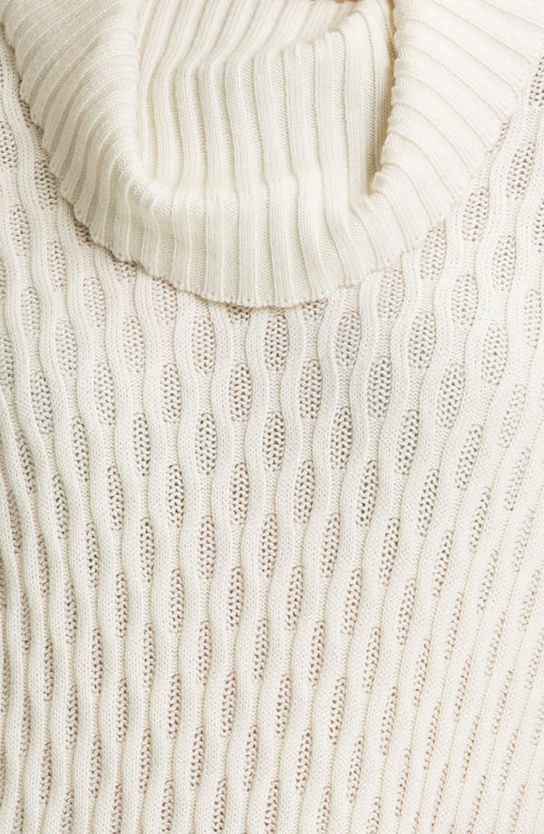 Alternate Image 3  - Lafayette 148 New York Cowl Neck Sweater