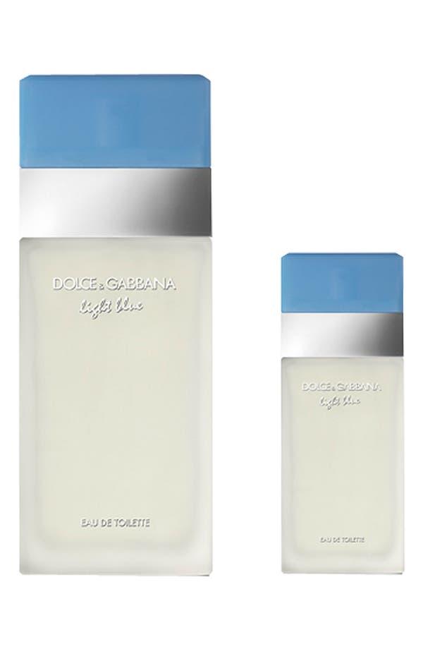 Alternate Image 2  - Dolce&Gabbana Beauty 'Light Blue' Eau de Toilette Duo ($134 Value)