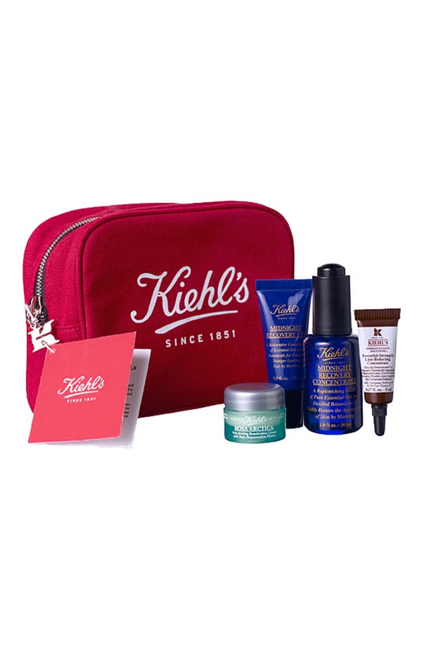 Main Image - Kiehl's Since 1851 'Healthy Skin Essentials Every Night' Set ($95 Value)