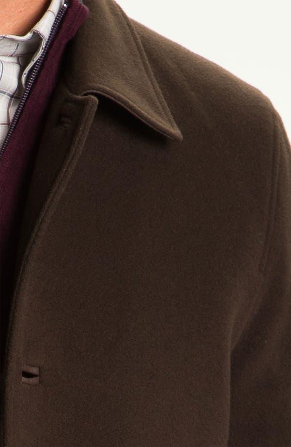 Alternate Image 3  - Cole Haan Wool & Cashmere Blend Coat (Online Exclusive)