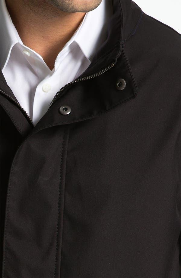Alternate Image 3  - Armani Collezioni 'Matrix' Top Coat