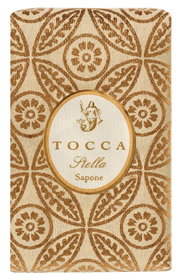 Alternate Image 1 Selected - TOCCA 'Stella' Bar Soap
