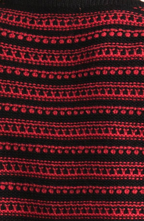 Alternate Image 3  - Bellefleur Textured Stripe Cardigan