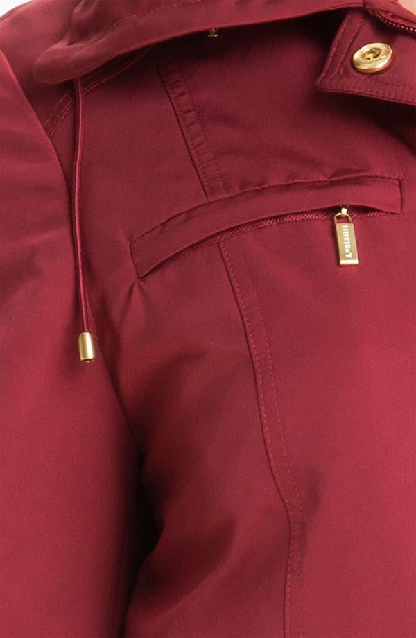 Alternate Image 3  - Ellen Tracy Trench Coat with Detachable Liner (Online Exclusive)