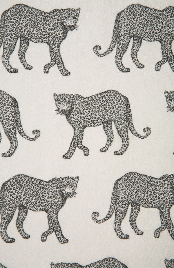 Alternate Image 3  - Topshop 'Cheetah' Shirt