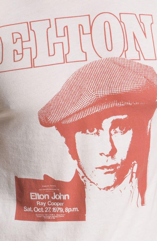 Alternate Image 3  - Chaser 'News Boy Elton John' T-Shirt