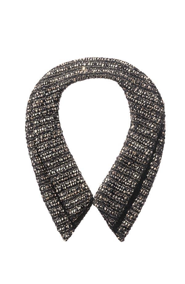 Alternate Image 2  - Tasha 'Sparkle Tweed' Collar