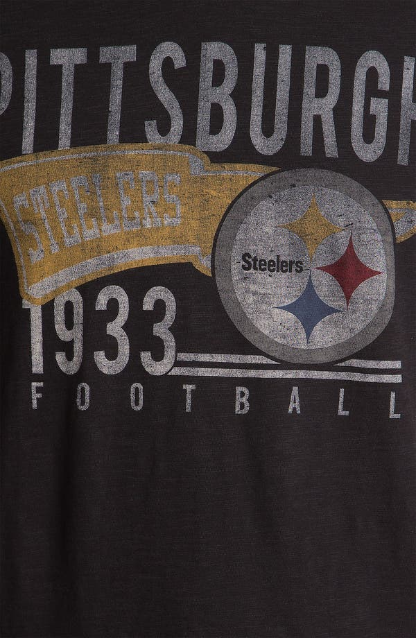 Alternate Image 3  - Banner 47 'Pittsburgh Steelers - Scrum' T-Shirt