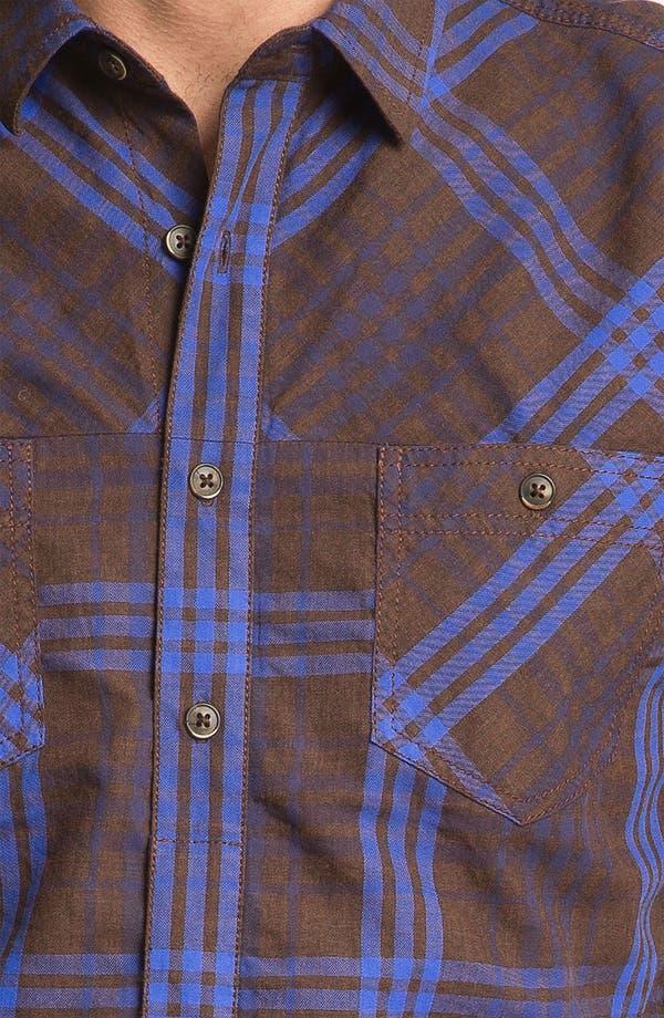 Alternate Image 3  - life/after/denim 'St. Peter' Lined Woven Shirt