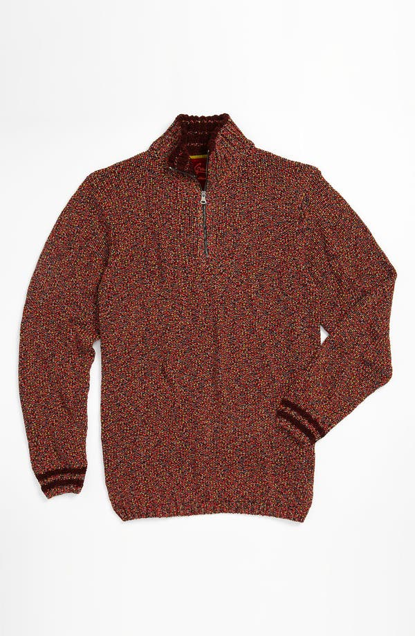 Alternate Image 2  - Robert Graham 'Hastings' Quarter-Zip Sweater (Limited Edition)