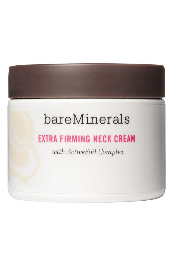 Main Image - bareMinerals® Extra Firming Neck Cream