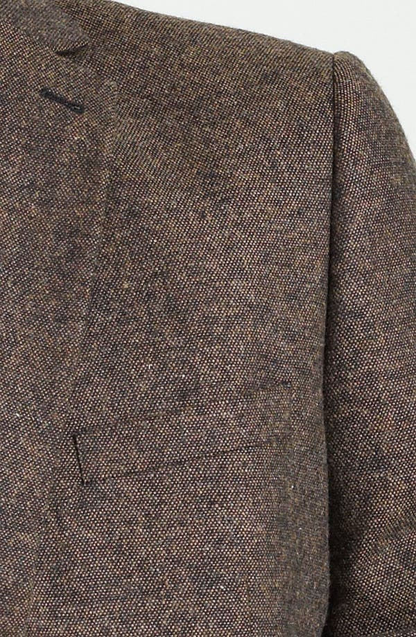 Alternate Image 3  - Topman 'Lazio' Donegal Heritage Blazer