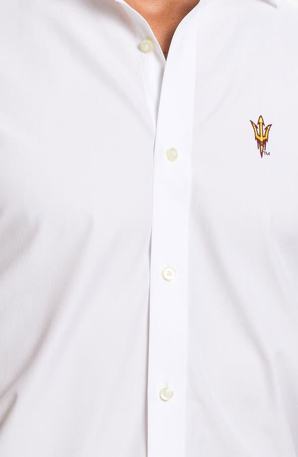 Alternate Image 3  - Thomas Dean 'Arizona State' Sport Shirt