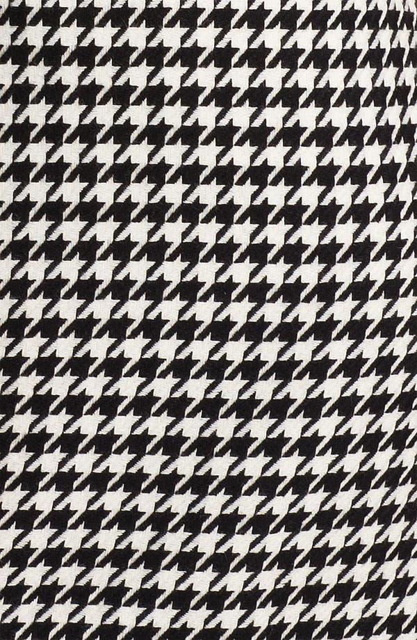 Alternate Image 3  - ABS by Allen Schwartz Houndstooth Bouclé Shift Dress