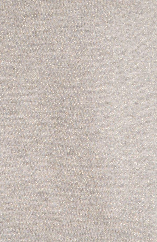 Alternate Image 3  - St. John Collection Shimmer Mélange Knit Sweater