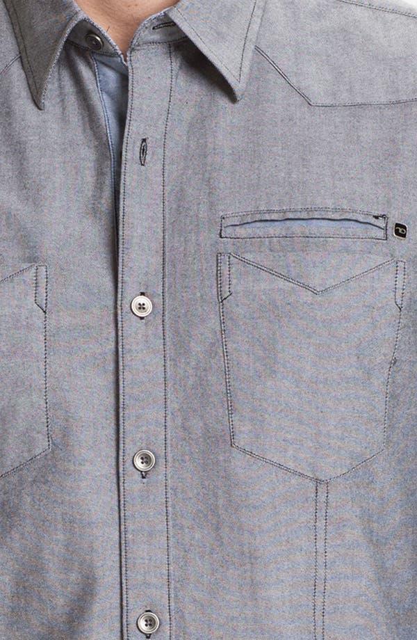 Alternate Image 3  - 7 Diamonds 'Time To Lounge' Trim Fit Long Sleeve Shirt