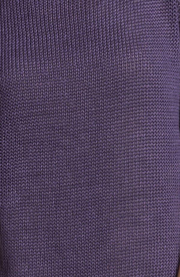 Alternate Image 3  - Lafayette 148 New York Elbow Sleeve Dolman Sweater