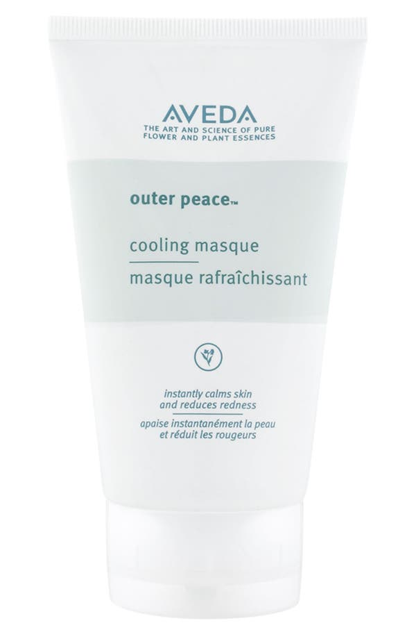 Alternate Image 1 Selected - Aveda 'outer peace™' Cooling Masque