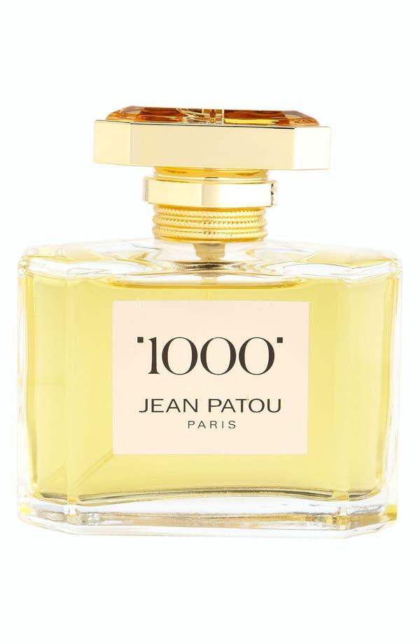 Alternate Image 1 Selected - 1000 by Jean Patou Eau de Toilette Jewel Spray