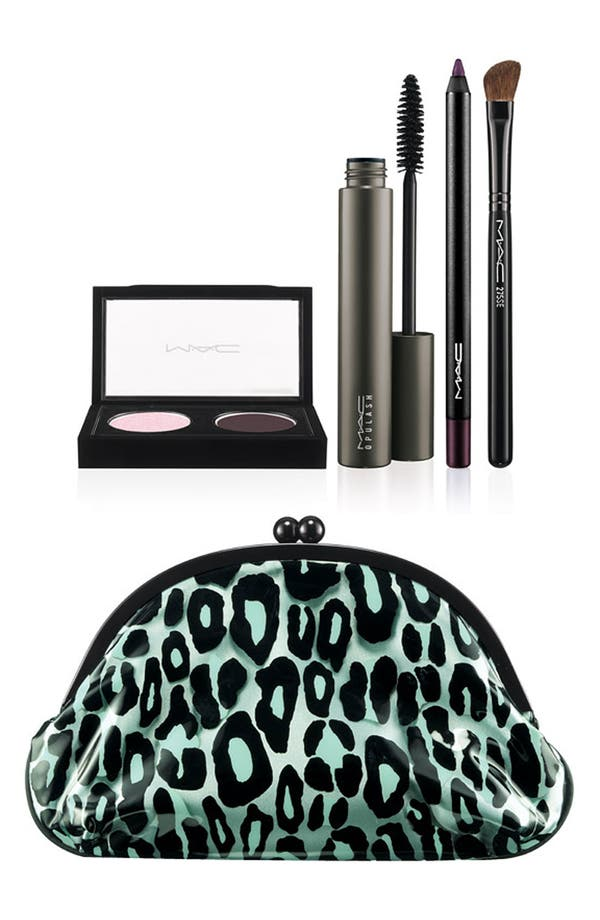 Alternate Image 1 Selected - M·A·C 'Primped Out - Decadently Pink' Eye Look Bag