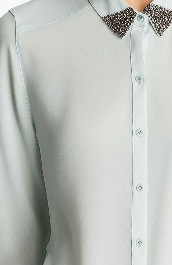 Alternate Image 3  - Trouvé Embellished Collar Shirt